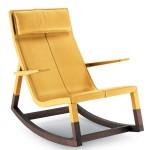 modern dizayn sallanan koltuk modelleri