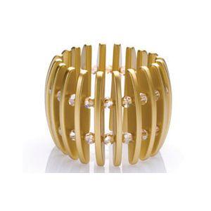 modern sarı altın bilezik tasarımları