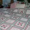 motiflerle battaniye modeli