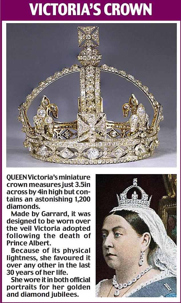 muhteşem kıymetli kraliçe taçları