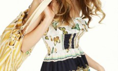 Sinem Kobal ile 2012 İlkbahar Yaz Modası