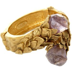 taşlı modern altın bilezikler