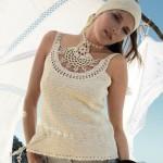 yazlık bayan bluz örnekleri