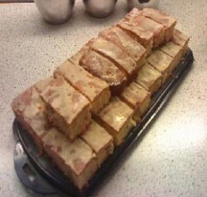 Tahinli kek tarifi