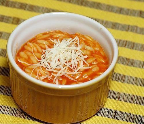 Şehriye çorbası