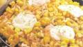 Patatesli Pastırmalı Yumurta