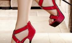 Son Moda Yüksek Topuklu Ayakkabı Tasarımları