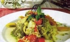 Zeytinyağlı Brokoli