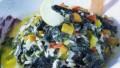 Zeytinyağlı Ispanak Bastı