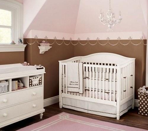 Modern Bebek Odası Dizaynları