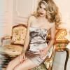 Straplez Saten Gece Elbisesi tasarımı