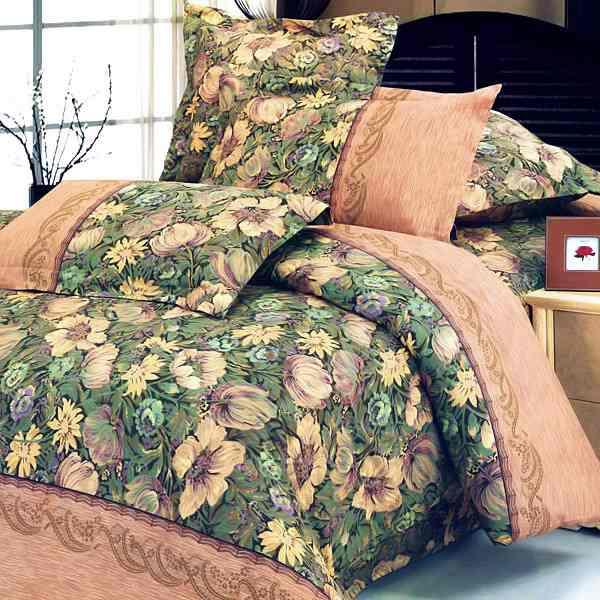 dekoratif şık yatak örtüleri