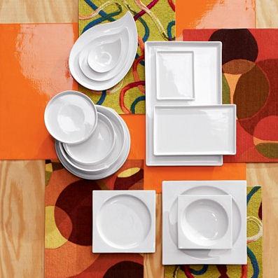 modern beyaz şık kahvaltı ytakımı