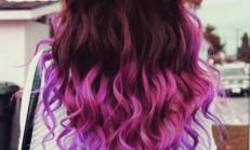 Saçlarda Renk Karnavalı Renkli Saçlar
