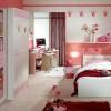 pembe çocuk odaları
