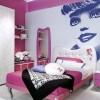 sworovski taşlı barbie çocuk odası tasarım