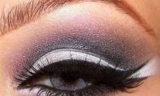 Yeni Trend Göz Makyajları
