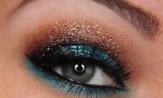 Hoş Göz Makyaj Örnekleri