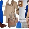 kahverenfi deri ve süet ayakkabı ve kombini