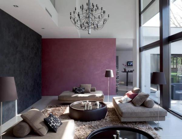 modern tasarım salonlar