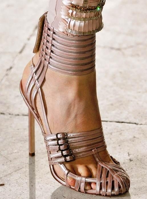 modern şık zarif ayakkabılar