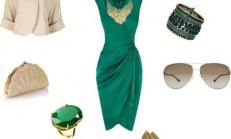Çarpıcı Elbise Kombin Modelleri