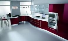 Modern Renkli Hazır Mutfaklar