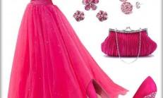 Rengarenk Kombin Abiye Elbise Modelleri