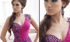 Birbirinden Şık Abiye Elbise Modelleri