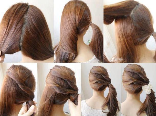 saç toplama önerisi