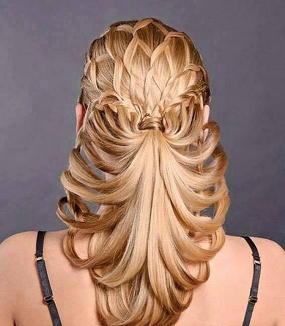yeni moda bayan saç modelleri