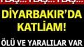 Diyarbakır'da Çatışma 8 Ölü 9Yaralı