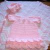 bebek battaniye elbise ve patiği