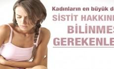 Kadınlarda Sistit Nedir?