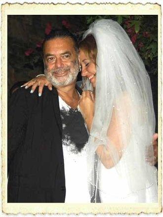 Ayşe Özyılmazel ile Ali Taran'ın evlilik resmi