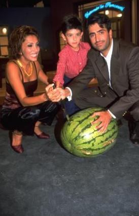 Mahsun Kırmızıgül'ün ilk evliliğinden oğlu Mahmut