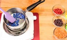 Renkli Bonibonlarla Pasta Yapalım