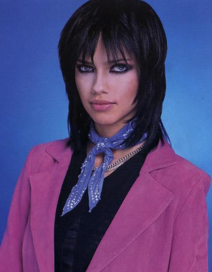 Adriana Lima eski zamanlarda