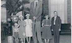Dünya Tıp Tarihine Geçen Gelmiş Geçmiş En Uzun Boylu İnsan