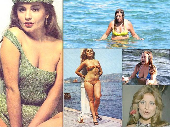 Meral Zeren'in yaşlılık resimleri