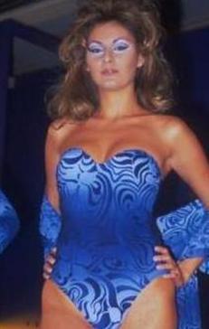 Pınar Altuğ kariyerine manken olarak başladı