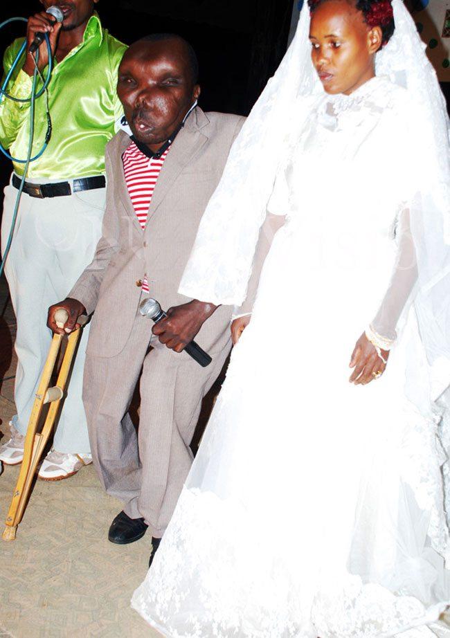 Godfrey Baguma' nın 2. eşi