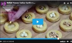 Bülbül Yuvası Tatlısı Tarifi Videolu