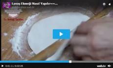 Lavaş Ekmeği Nasıl Yapılır Videolu