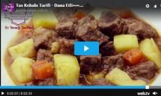 Tas Kebabı Tarifi – Dana Etli Videolu
