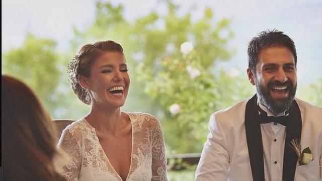 18 Gülben Ergen ve eşi Erhan Çelik