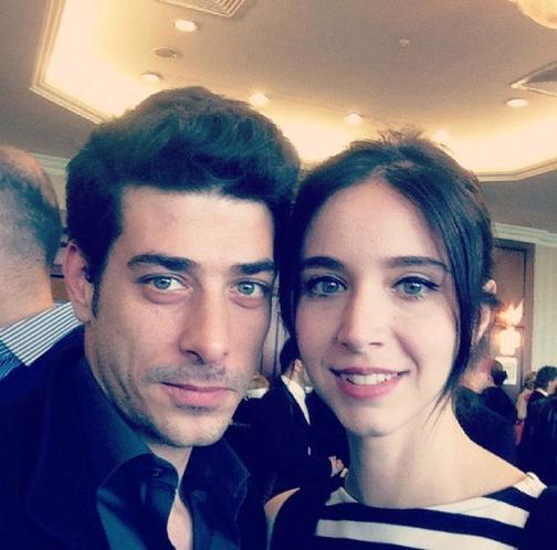 3 Alpr Saldıran ve eşi Pınar Tuncegil