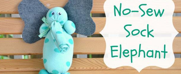 En güzel oyuncak fil yapılışı