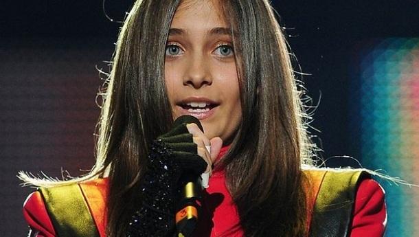 Michael Jackson'ın güzel kızı Paris