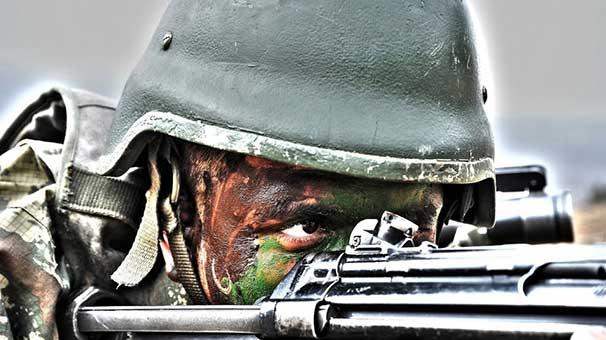 bu gün TSK asker fotografı paylaştı